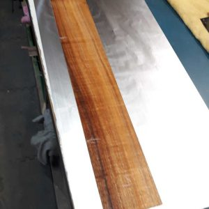 Side wetted for bending