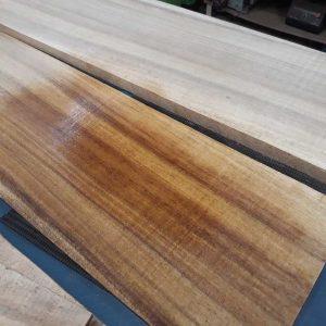 2. Australian blackwood back & side material